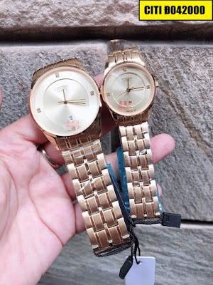 Đồng hồ cặp đôi CITI Đ042000
