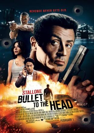 Bullet To The Head 2012 BRRip 480p 300Mb Hindi-English
