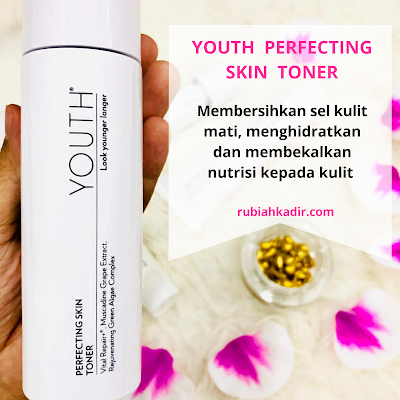 Youth Perfecting Skin Toner Shaklee