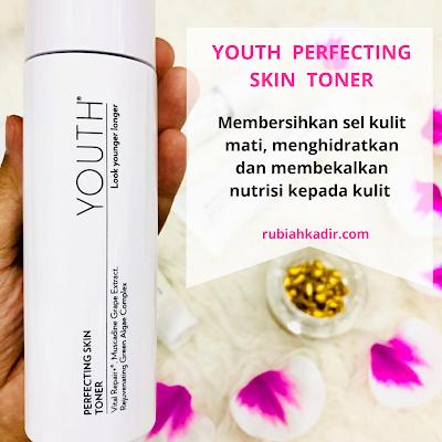 Youth Perfecting Skin Toner Shaklee