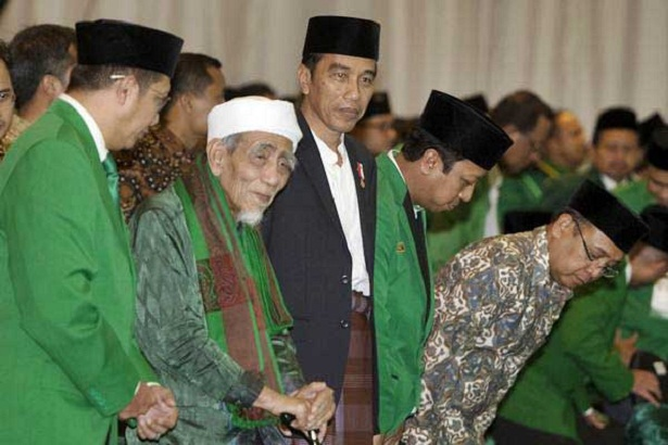 Jokowi: We all lost KH Maimun Zubair