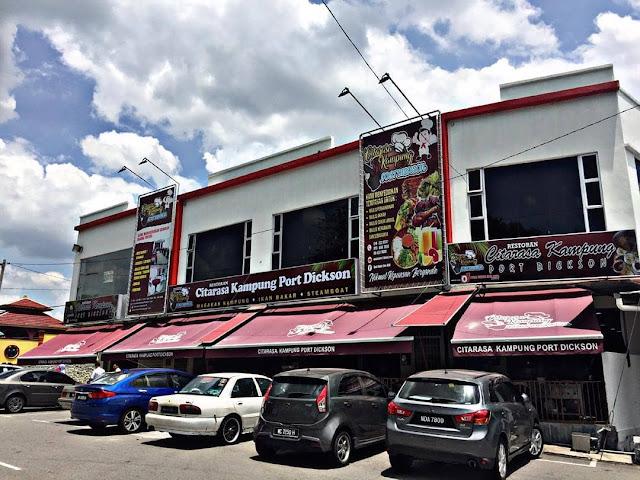 Tempat Makan Best Port Dickson