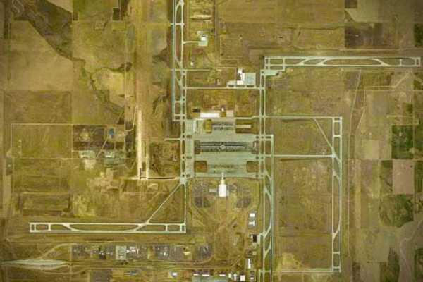 Teori Konspirasi Bandara Internasional Denver