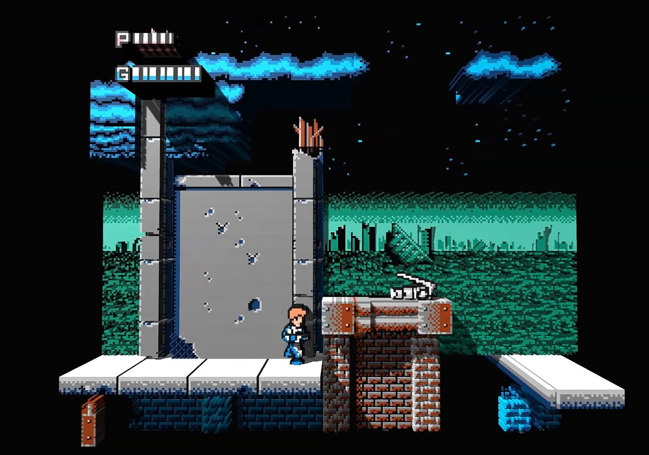 3DNes V2 - A rather cool emulator that lets you play NES games in 3D hits  version 2!