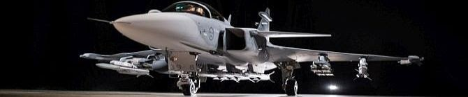 Sweden Wanted To Use Afghan War To 'Enhance Marketability' of Gripen
