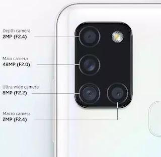 kelebihan dan kekurangan Samsung Galaxy A21s-2
