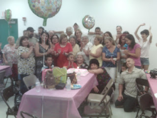 cuban,family,birthday,grandmother