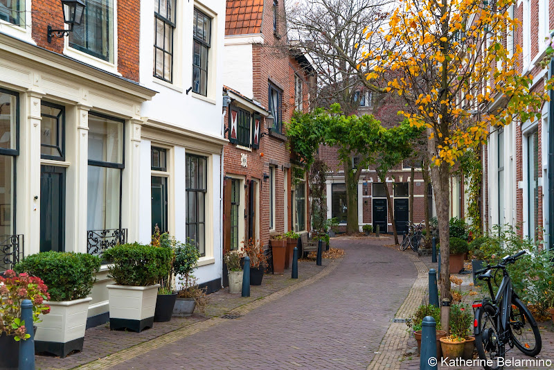 Haarlem Street Netherlands Day Trips from Amsterdam or Rotterdam