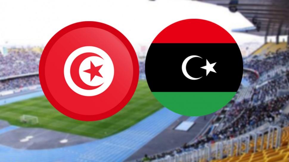 نتيجة مباراة تونس وليبيا اليوم 25 مارس 2021 تصفيات كأس امم افريقيا