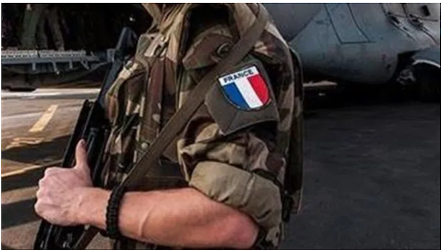 Three French soldiers killed in Mali by improvised explosive device (IED)