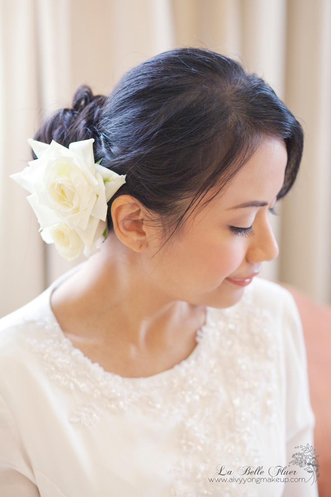 lovely bride-malay wedding ceremony   aivy yong air brush