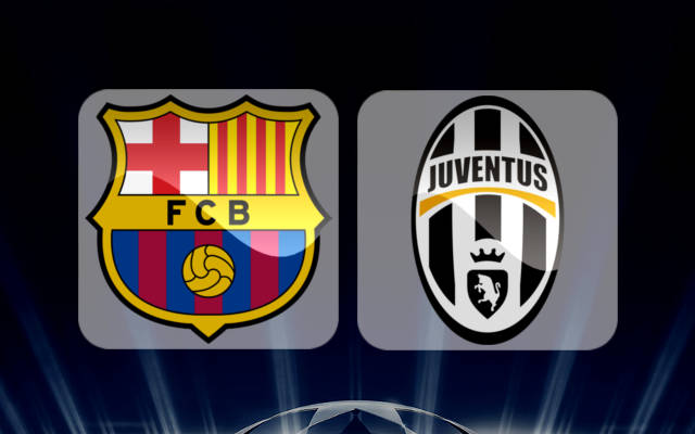 Champions League match preview - Barcelona vs Juventus