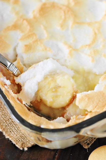 Old-Fashioned Banana Pudding from Scratch image