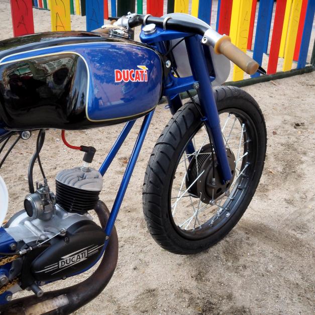 XTR Pepo - Ducati 48