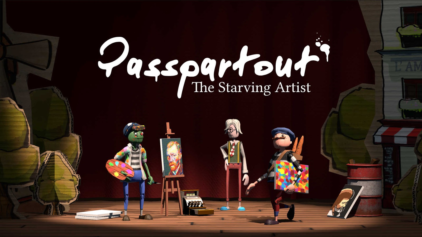 Tải Về Passpartout The Starving Artist Full Crack Google