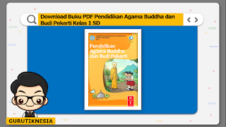 download ebook pdf  buku digital pendidikan agama buddha kelas 1 sd
