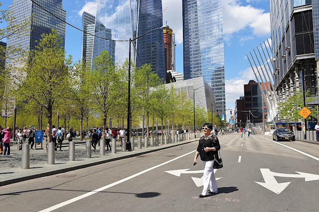 nowy jork, strefa zero, new york, one world center, memorial