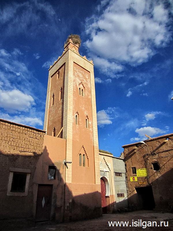 Gorod-Uarzazat-Warzazat-Marokko