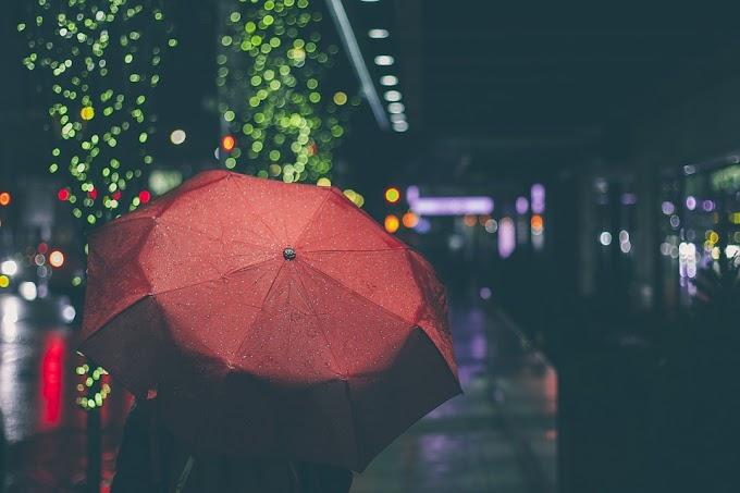 Soñar con paraguas cerrados