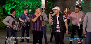 Letra El Checo Alan Llamas ft Banda Renovacion