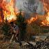 Μαίνεται η πυρκαγιά στα Κύθηρα-Ενισχύονται συνεχώς οι πυροσβεστικές δυνάμεις (video)