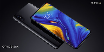 Xiaomi Mi Mix 3 launched :Dual front and rear cameras, Snapdragon 845, 10GB RAM