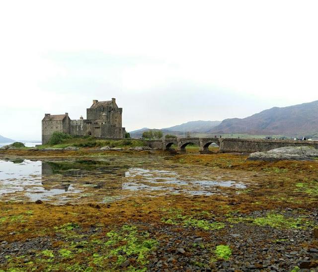 Castillo de Eilean Donnan (Escocia)