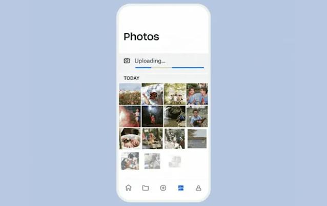 يقدم Dropbox العديد من الميزات الجديدة ، بما في ذلك النسخ الاحتياطي المجاني للصور