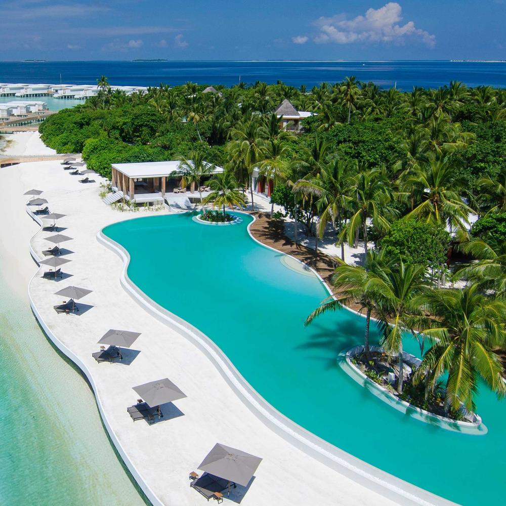 luxury villa maldives beach - photo #40