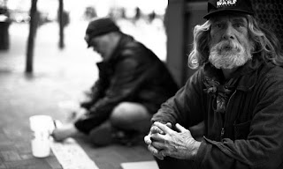 Handling Homelessness with Prayer