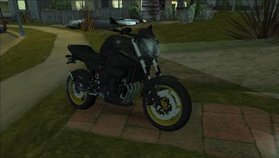 GTA SA - XJ6 2012 3