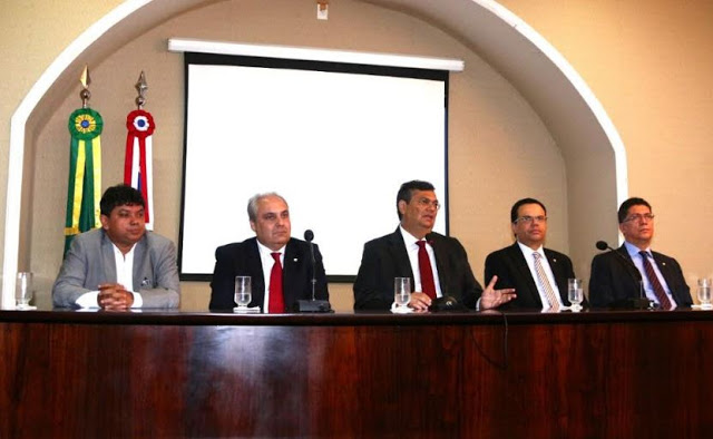 Flávio Dino anunciou seminário, no dia 10, com prefeitos eleitos
