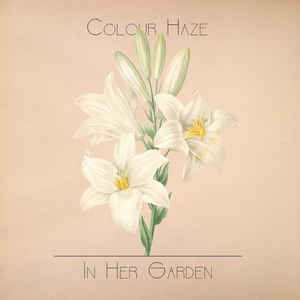 "COLOUR HAZE : ""In Her Garden"" 2017"