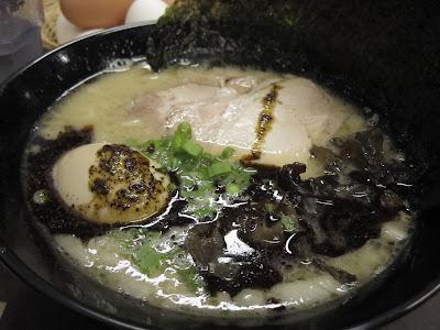Keisuke Tonkotsu King, black spicy