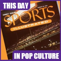 Sport Illustrated began publishing on August 16, 1954.
