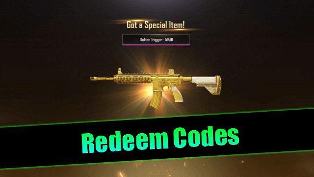 PUBG Redeem Kodları (2021) Ücretsiz PUBG Redeem Kodları!