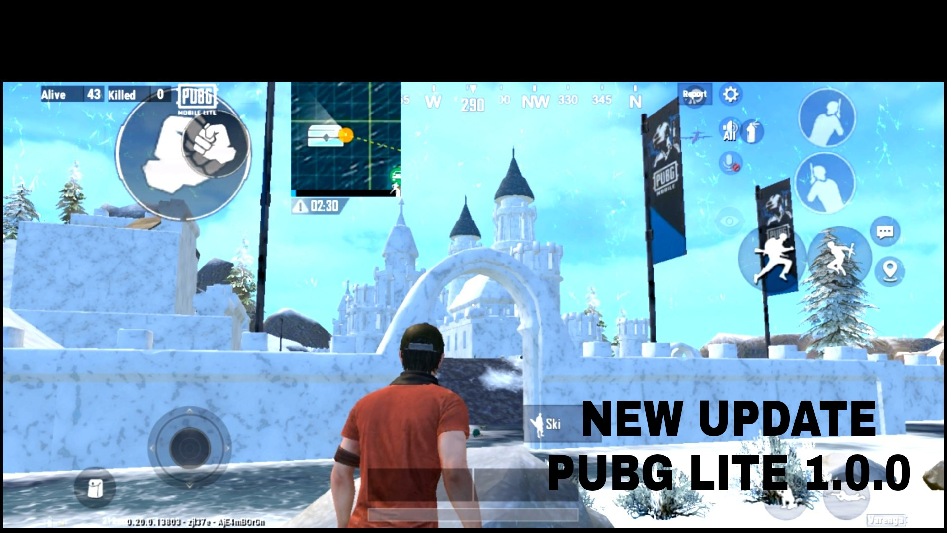 New update pubg lite 1.0.0
