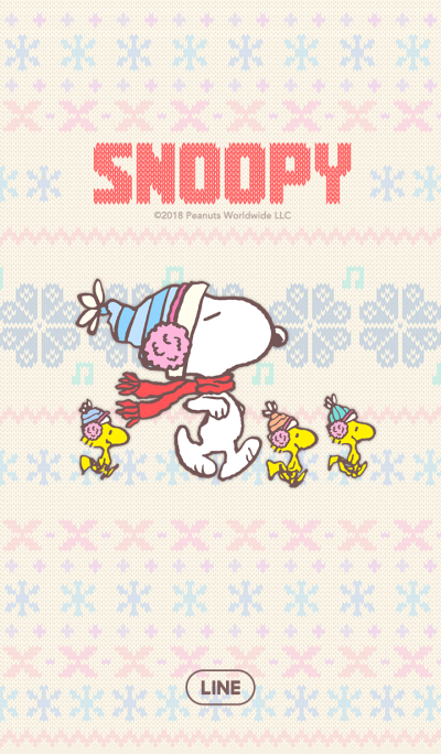 Snoopy's Winter Clothes