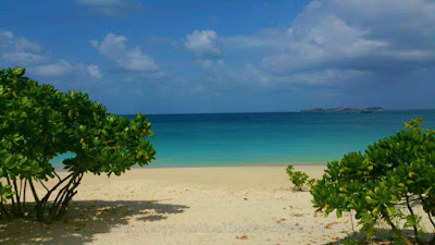 Calaguas Island, Whitesand beach, UnspoiledBeach, Boracay of the North, Powdery Sand