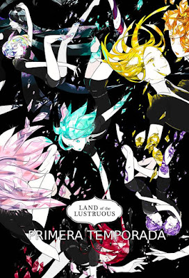 Land Of The Lustrous (TV Series) S01 Custom HD Latino