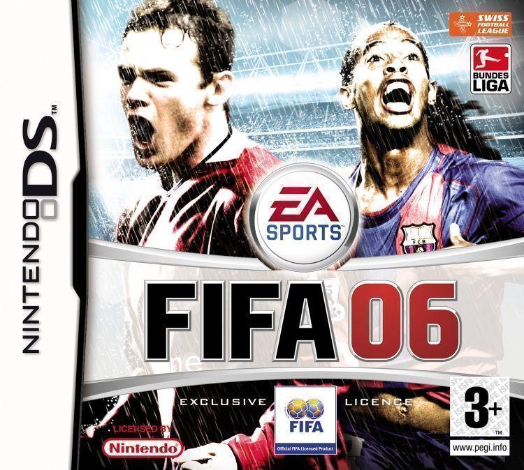 EA SPORTS FIFA 6 FULL SAVEDATA | PPSSPP
