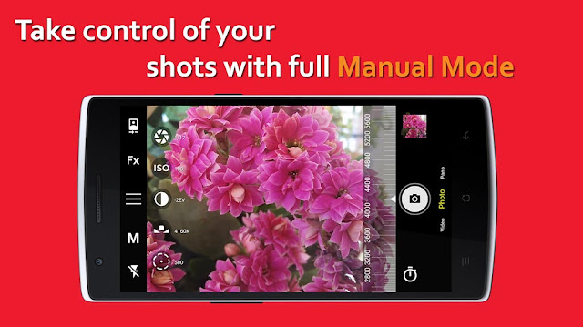 Top 10 camera apps for Android
