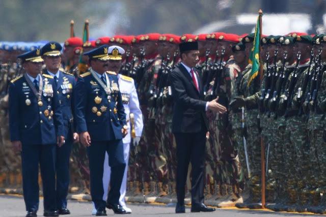 SETARA: Jokowi Lebih Manjakan Tentara Ketimbang Modernisasi Alutsista