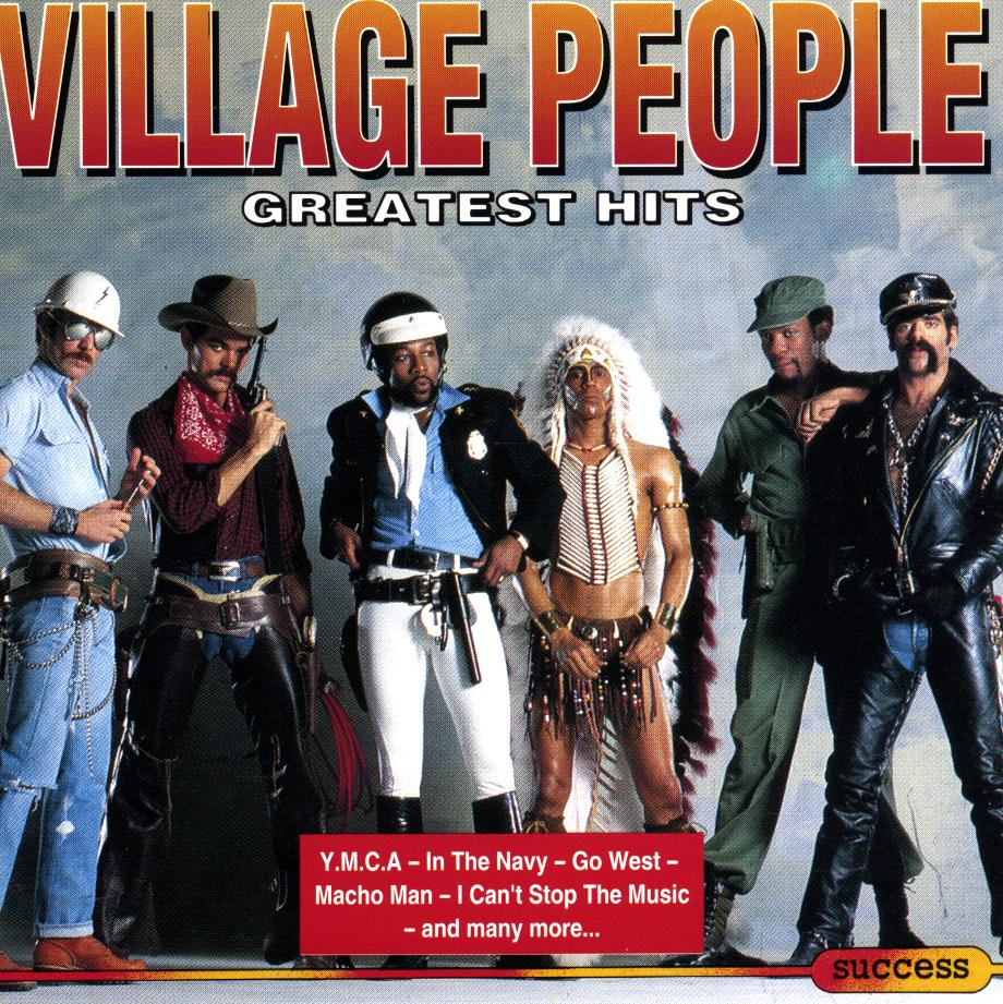 The Styling Game: Village People