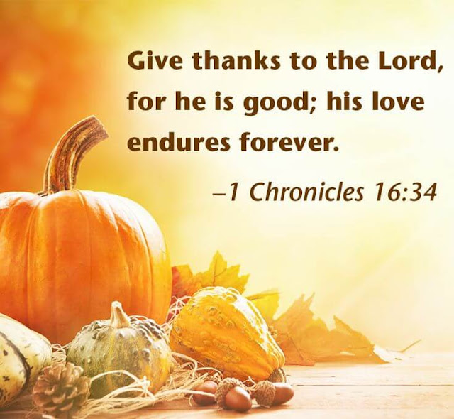 Thanksgiving Quotes Bible