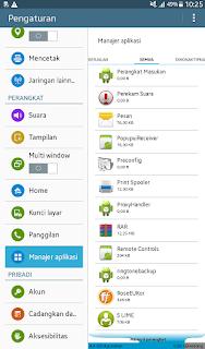 penyebab aplikasi muncul sendiri di android