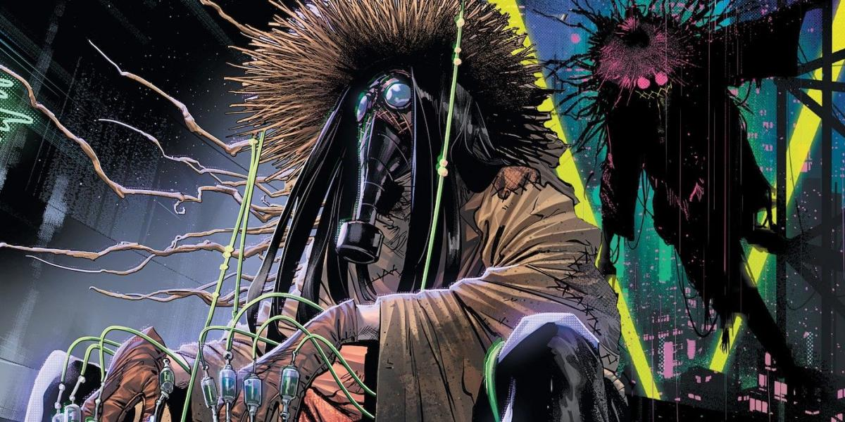 Scarecrow may have acquired new powers in the Batman comics