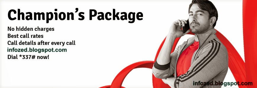 Mobilink Champion Offer Package