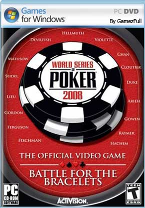 World Series of Poker 2008 PC Full [MEGA]