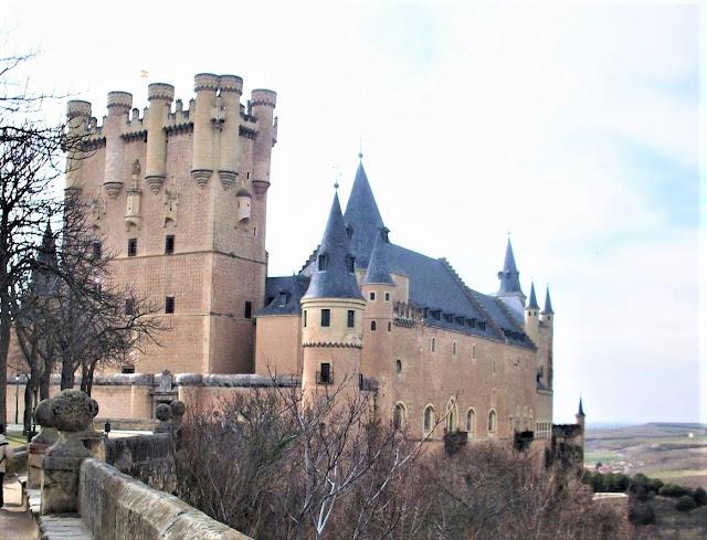 Isabel la Católica en Segovia, ruta